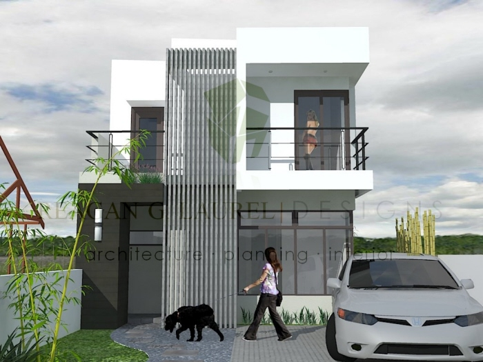 3d exterior by reagan laurel at for House concept design