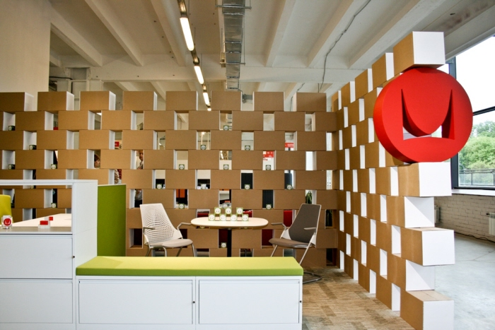 Herman miller exhibition stand by svetlana kolesina at for Office design exhibitions