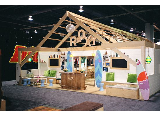 Trade show design by kathryn largent at for K decorations trading
