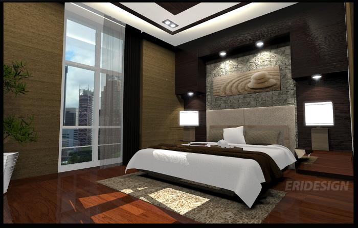 Modern zen interior by eri kan at for Zen interior design