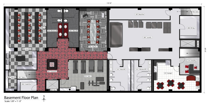 studio hotel by erin evanlee walker at coroflot com