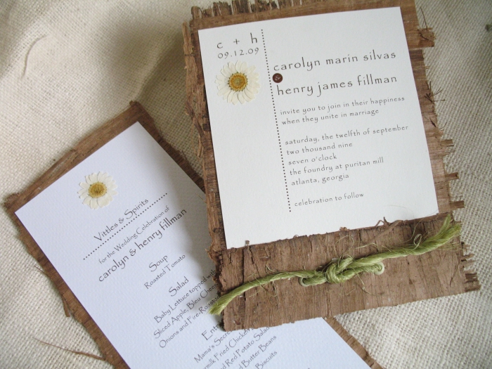 Country Barn Wedding Invitation