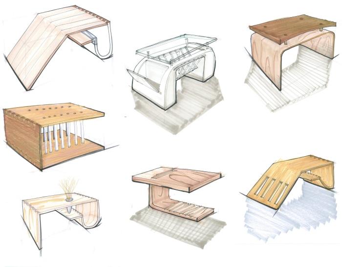 Furniture Design Golden Ratio