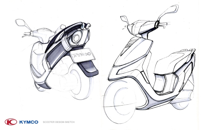 design sketch by hank  chien