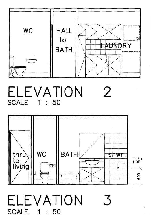 bathroom elevation detail drawingssusan hill at coroflot