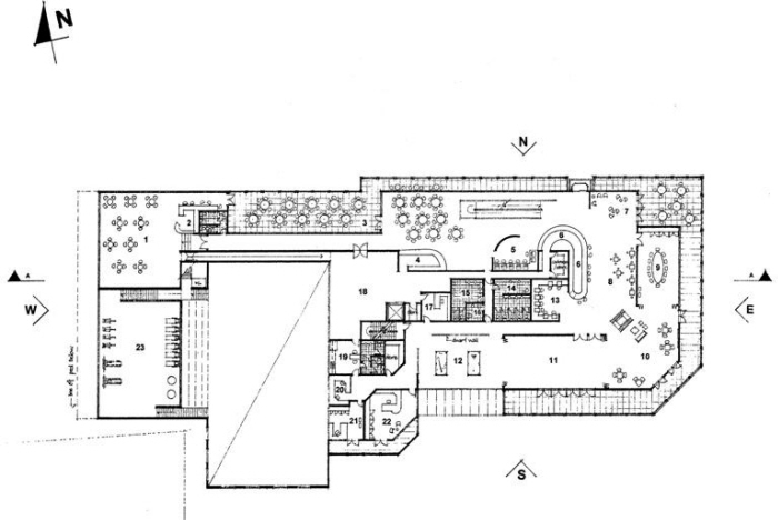 Proposed development White City Club by Susan Hill at ...