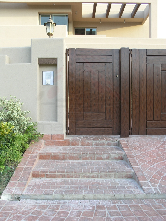 Main Gate Picture House In Pakistan House Pictures