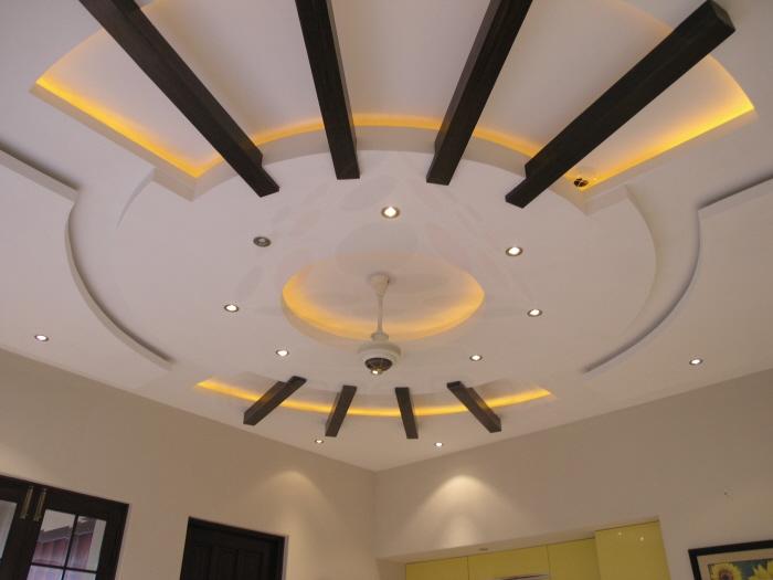 Потолок скатный фото дизайн