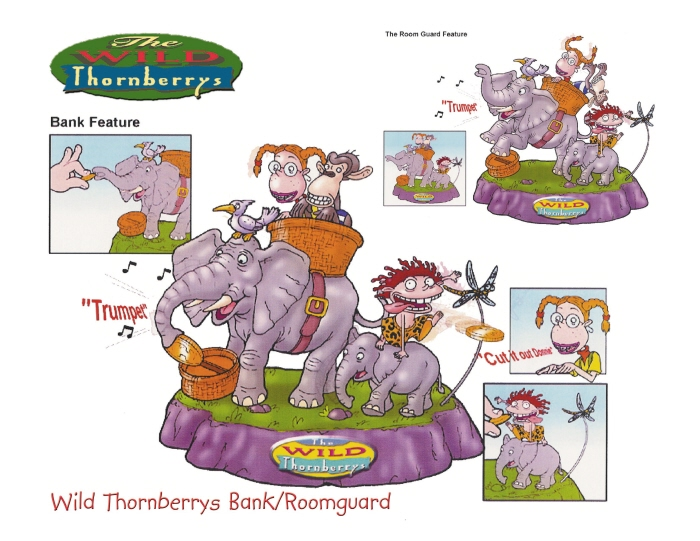 Debbie From Wild Thornberrys Toys Pictures To Pin On