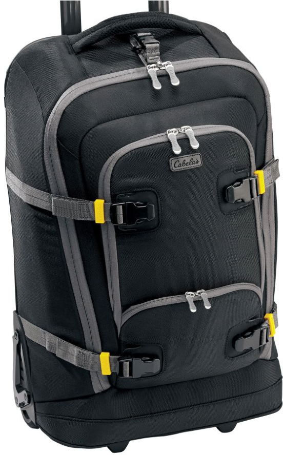 Cabela S Luggage By Marty Wahl At Coroflot Com