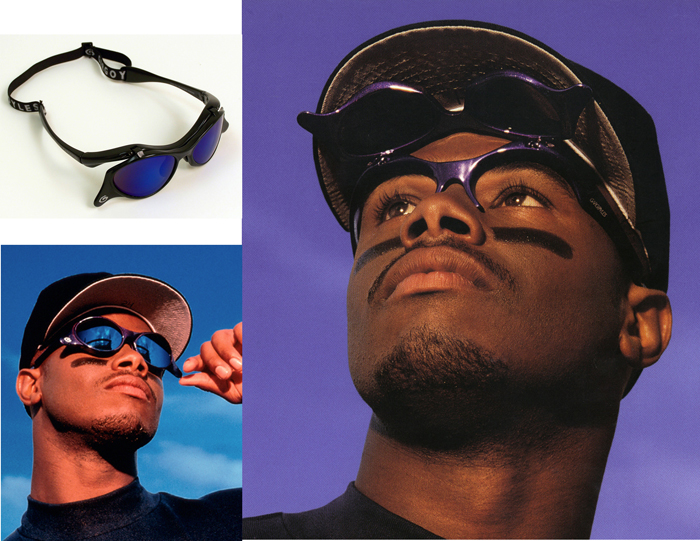 Flip Up Sunglasses Baseball  sunglasses by craig hofmann at coroflot com