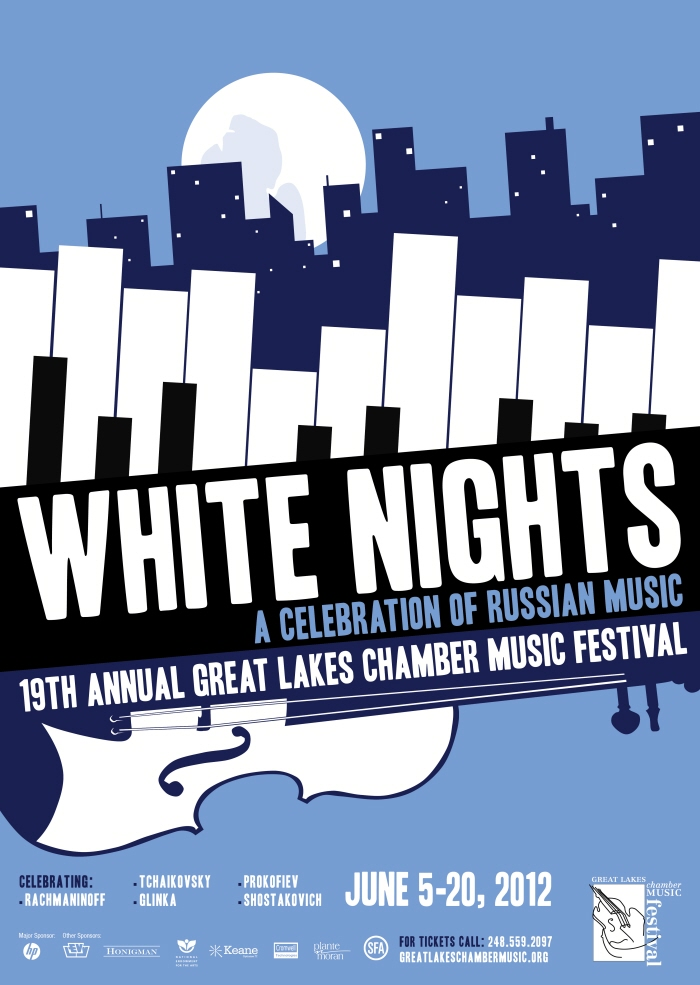 Great Lakes Chamber Music Festival By Sean Mccarthy At
