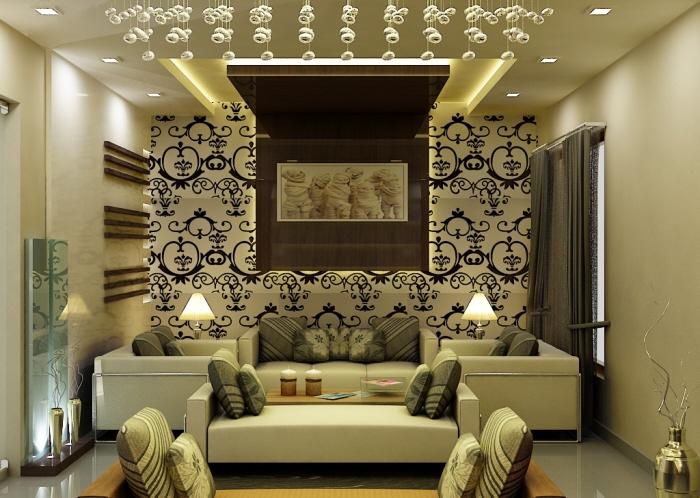Drawing Room By Radhika Gupta At