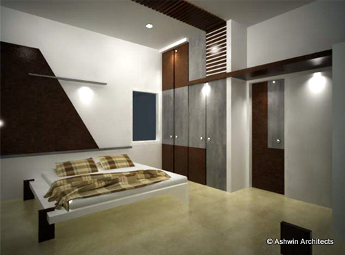 Modern duplex house design in bangalore india by ashwin for Interior designs in bangalore