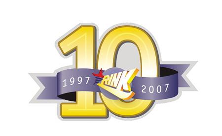 rink magazine 10th anniversary