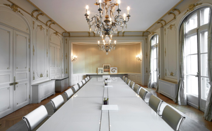 paul hastings paris law firm by van carter studio at. Black Bedroom Furniture Sets. Home Design Ideas