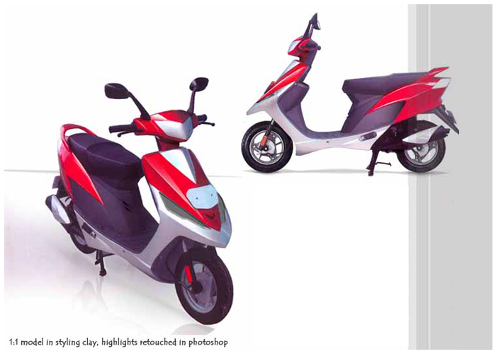 project on tvs motor