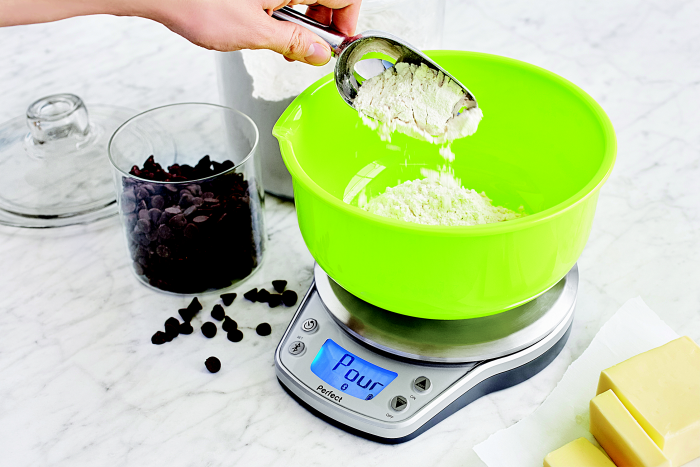 Perfect bake pro bake and drink scales by linnea londborg for Perfect bake scale review