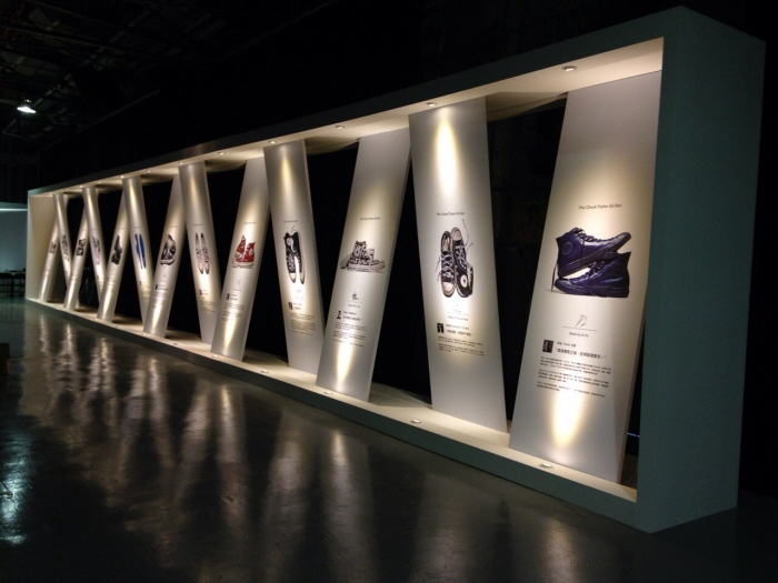 Exhibition Stall Design Coroflot : Converse event taipei by stanley huang at coroflot