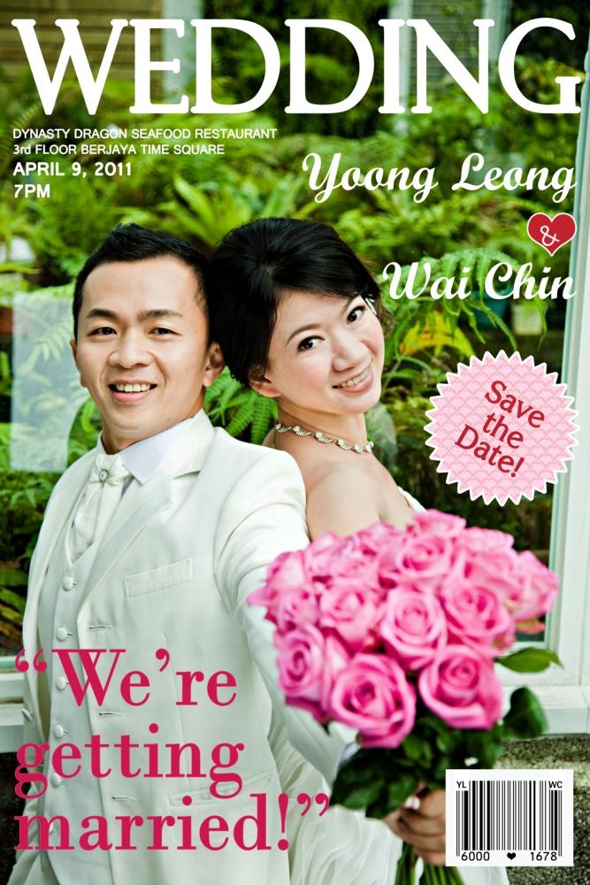 Wedding Invitation Card by Noelle PY. at Coroflot.com