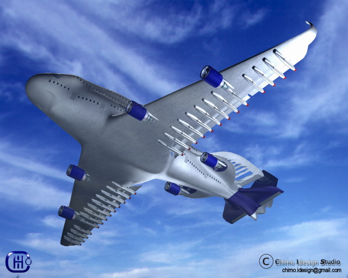 Airbus A390 Shark By Joakin Sales At Coroflot Com