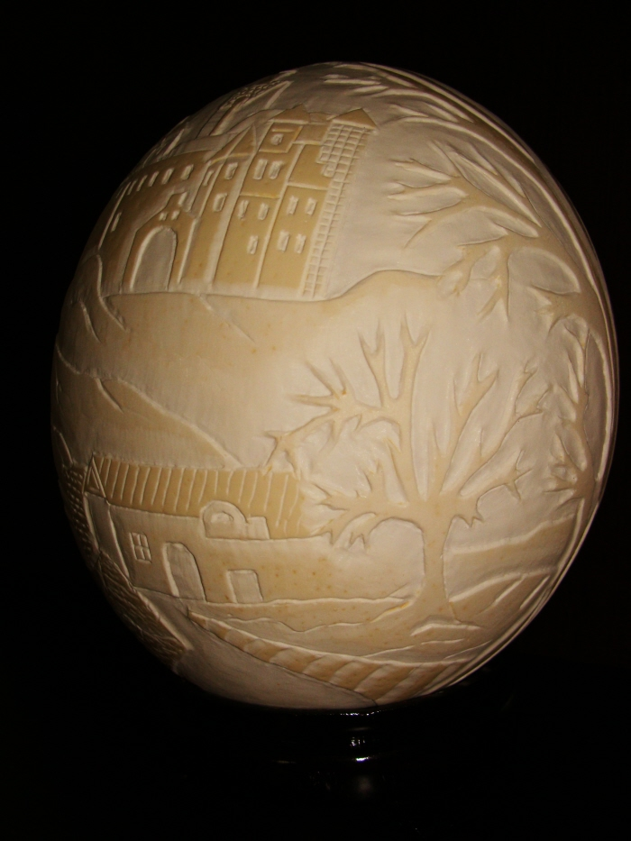 Egg sculpture by bratescu daniel at coroflot