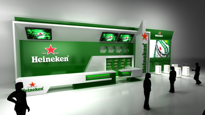 Heineken Bar Stadium By Arch Jeam At Coroflot Com