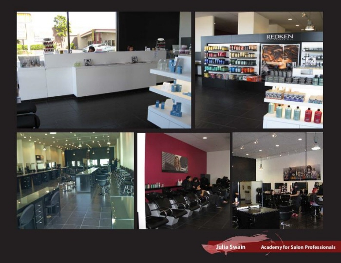 Redken academy for salon professionals by julia swain at for Academy salon professionals