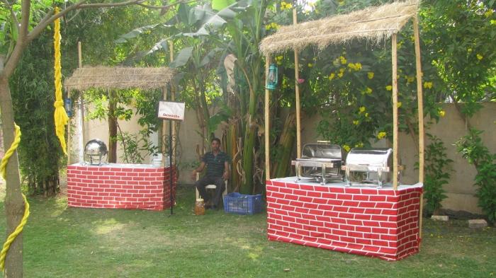 Punjabi village theme pune by ajit singh bhalla at coroflot village theme decor junglespirit Choice Image