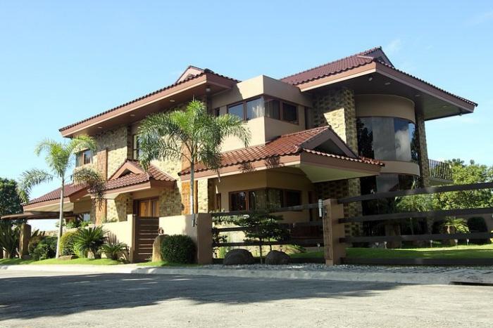 Sustainable modern asian house by hermenegildo mercado at for Modern asian house design