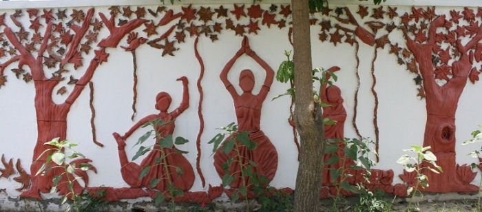 Mural Design By Prachi Pranati At Coroflot Com