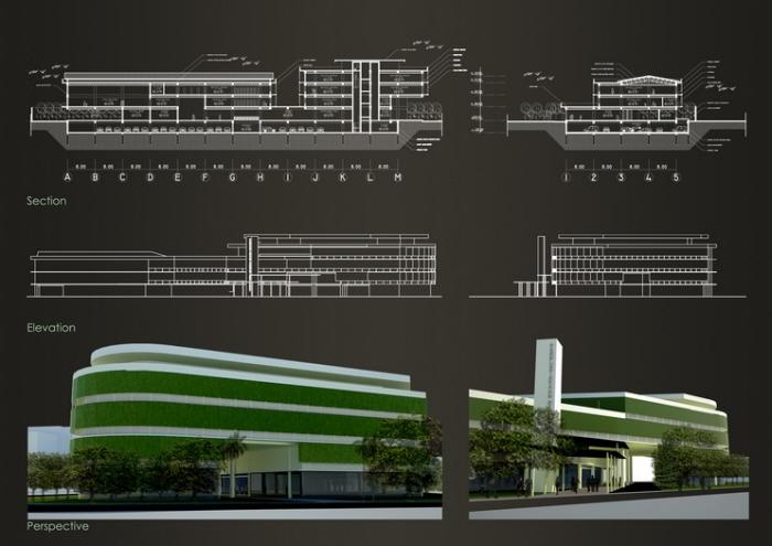 Architecture portfolio by jeremia sir nindyo mamola for Architecture portfolio