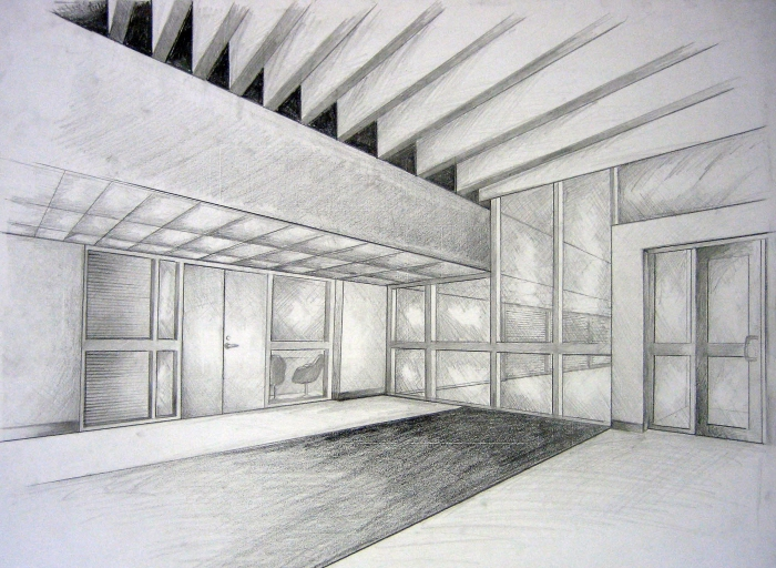 Architectural drawings by sierra reed at Full size architectural drawings
