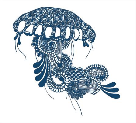 Jellyfish By Rosalind Monks At Coroflot Com
