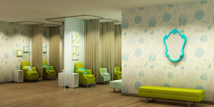 Lactation Room Plaza Mandiri Office By Ayu Nindyakirana