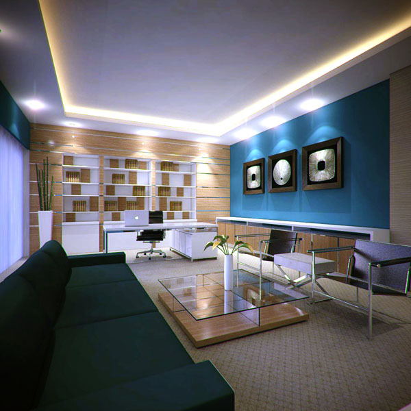 Office projects by virgo oktaviano design at for Office design jakarta