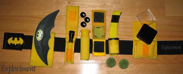 Anand S Batman Utility Belt By Thomas Vree At Coroflot Com