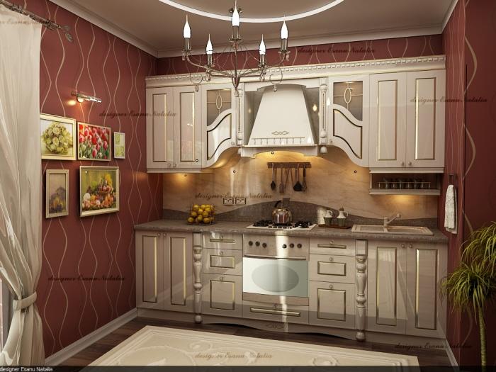 Kitchen design by novac natalia at for Natalia s kitchen