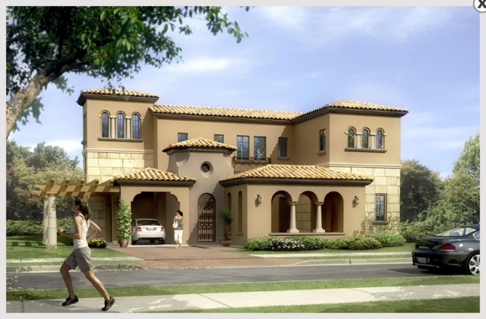 Style villa 496 sq m ground floor 202 8 sq m first floor 182 5 sq m