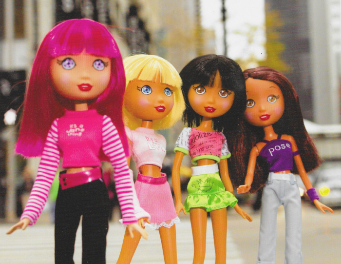 Dolls by mary lenehan at - Deguisement totally spies adulte ...