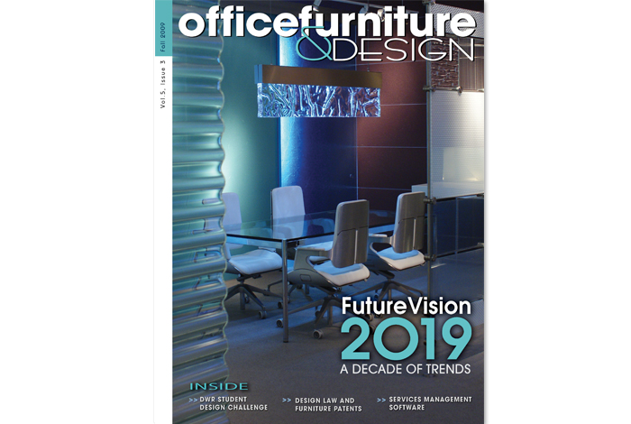 Office furniture design magazine by diana sanmiguel at for Office design publications