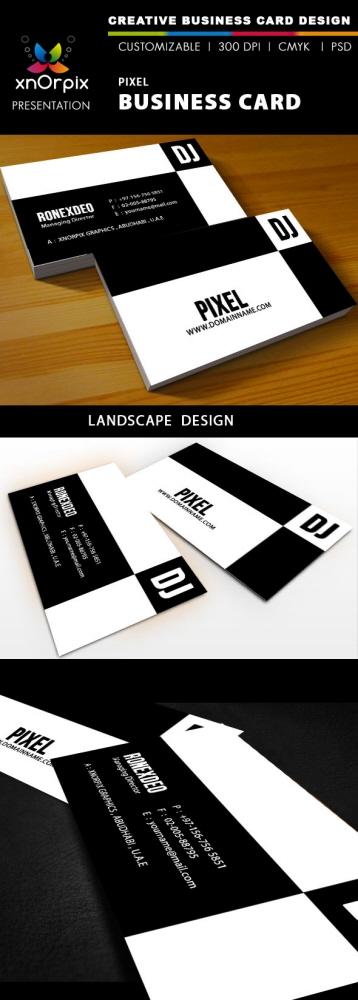 Creative business card by noufal ap at coroflot 432539v7f7n2techebac4wvomzdaumvg reheart Choice Image