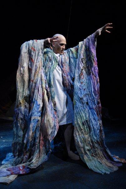 The Tempest Prospero 2008 Costume Design by Jennifer Rogan ...