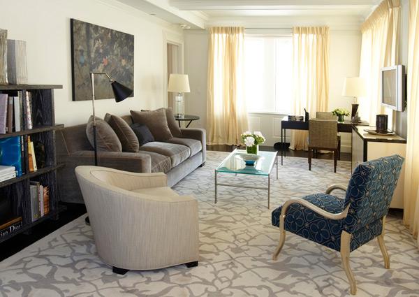 The Mark Hotel Designer Jacques Grange By Aur Lie Brunet At