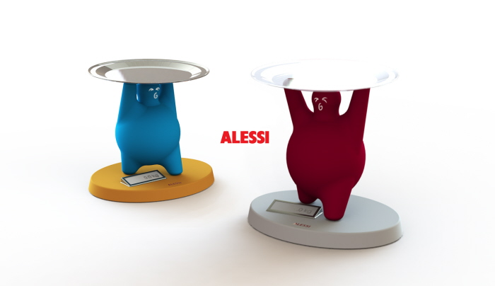 - Alessi Kitchen Scales By Richard Lewis At Coroflot.com