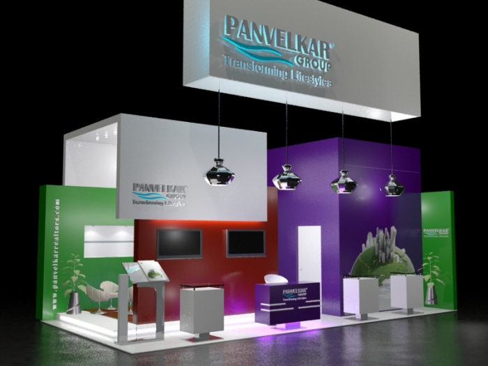 Exhibition Stall Designer Job : Exhibition stall design by lekha mohite at coroflot