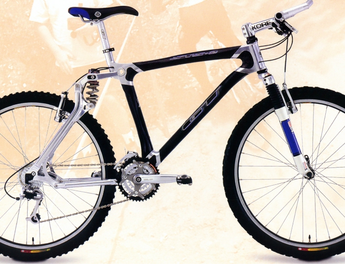 Gt belt drive bicycle