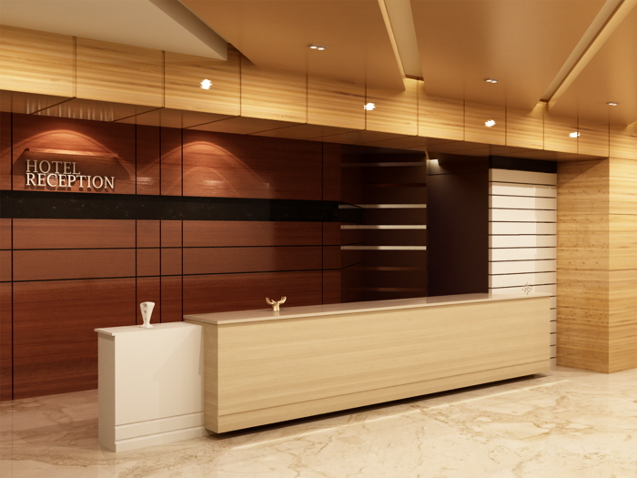 Four Points by Sheraton Norwood Announces Completion of ... |Hotel Front Office Lobby