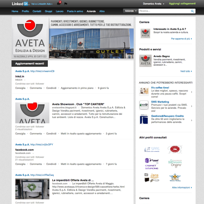 aveta s.p.a. by antimo foglia at coroflot.com - Aveta Arredo Bagno