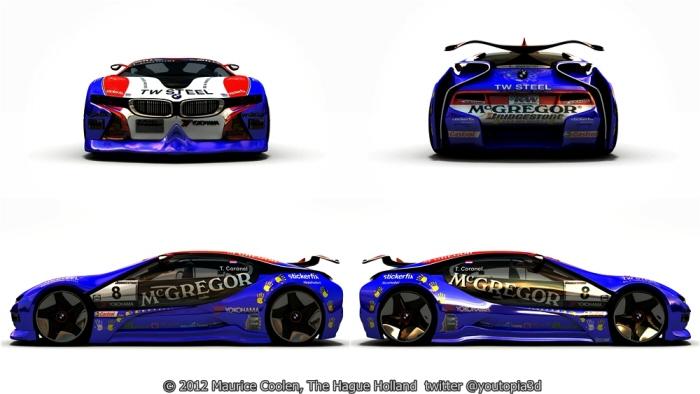 Worksheet. Customized Racecar Concept BMWi8 EfficientDynamics 2012 Tunedup